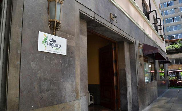 Che Lagarto Hostel Lima